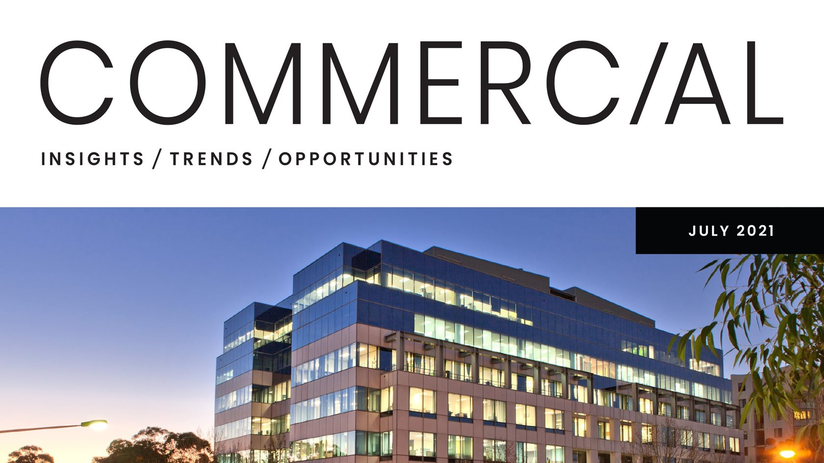 National Commercial Magazine | Edition 1, 2021